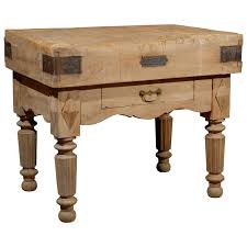 old butcher block table butcher block tables block table and