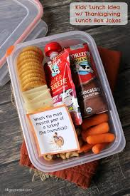 send a turkey for thanksgiving kids u0027 lunch idea with free printable thanksgiving lunch box jokes