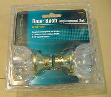 Vintage Glass Door Knobs by Glass Door Knobs Ebay