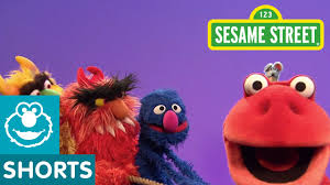 sesame street grover shows force