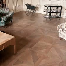 solid parquet flooring glued oak patina viennese cross