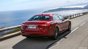 maserati ghibli red 2017 maserati ghibli sq4 sport package rear hd wallpaper 12
