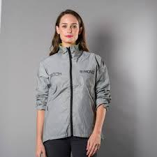 neon cycling jacket proviz women u0027s reversible high viz reflective cycling jacket