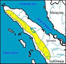 map of the htons paphiopedilum tonsum