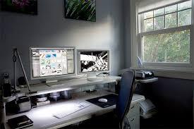 Computer Desk Setup 25 Impressive Workstation And Workspace Setups For Geeks