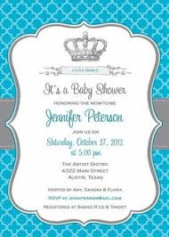 baby shower invitation cards prince themed baby shower invitations