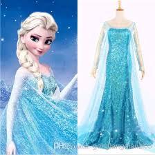 Elsa Frozen Halloween Costume Elsa Frozen Dress Oasis Amor Fashion