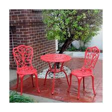 Red Patio Set by 25 Best Aluminium Garden Furniture Ideas On Pinterest Black
