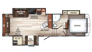 bunkhouse fifth wheel floor plans 100 forest river 5th wheel floor plans forest river