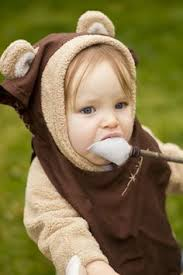 Ewok Halloween Costume Baby Baby Ewok Halloween Costume Star Wars Diy Halloween Costumes Diy