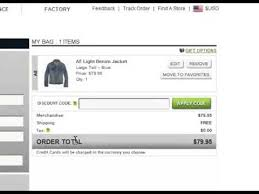 tutorial american eagle outfitters coupon codes youtube