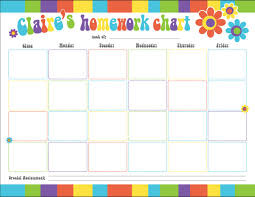 printable student homework planner writing your doctoral dissertation invisible rules for success
