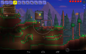terraria review digging up the past androidshock