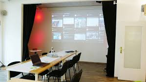 e learning space in bonn works as newsroom too hiblue