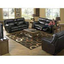 Top Grain Leather Sofa Recliner Sofa Loveseat Recliner Sets Living Room Power Reclining Sofa