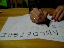 teaching how to write the abc u0027s and 123 u0027s to 3 and 4 year olds mov
