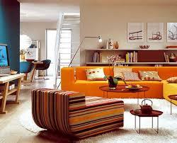 Modern Interior Design Ideas Celebrating Bright Orange Color Shades - Orange interior design ideas