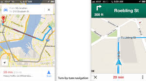 Maps For Business Cards Google Maps For Ios Review Maps Done Right Gizmodo Australia