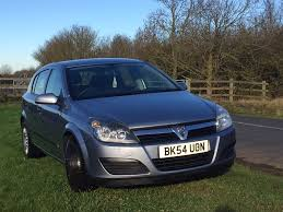 vauxhall astra used vauxhall astra hatchback 1 8 i 16v life 5dr in finedon