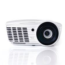 3d home theater projector optoma hd50 dlp 1080p full 3d hd white home cinema projector