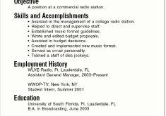 Sample Resume For Summer Job by Amazing Idea Sample Resume For College Students 5 Student Summer