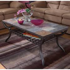 Slate Top Coffee Table Slate Top Coffee Tables Hayneedle