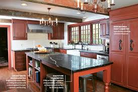 Colonial Kitchen Design Modern Living In A Colonial Kitchen Kitchen Bath Design