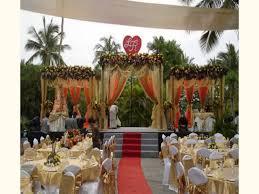 Wedding Ideas For Backyard by Simple Backyard Wedding Decoration Ideas Backyard Wedding