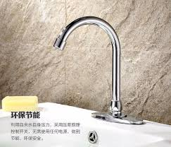 kitchen faucet foot pedal all copper pedal foot valve faucet bathroom faucet kitchen faucets