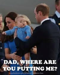 George Meme - kate middleton duchess of cambridge prince george meme random