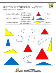2d shapes worksheets 2nd grade