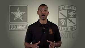 army rotc 4 year scholarship application youtube