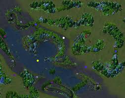 Summoners Rift Map How Do I Ward Properly In League Of Legends Arqade