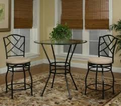 Black Pedestal Table Round Pub Table Conner Walnut Pub Dining Set Andrew39s Furniture