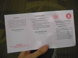 how to get an indonesian visa on arrival in jakarta airport java