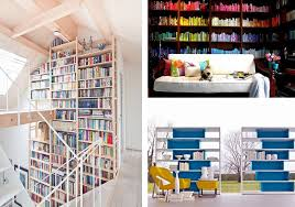 Interesting Bookshelves by Cool Bookcases Fabulous Unique Bookcases Shelving Unusual