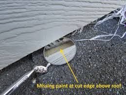 many problems with installations of lp smartside siding