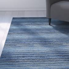 awesome zipcode design sherri blue area rug reviews wayfair