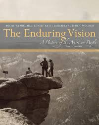 the enduring vision a history of the american people 8th edition