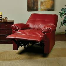 leather reading chair chair most comfortable reading chair within good red leather