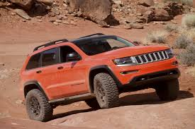 jeep grand cherokee red interior jeep grand cherokee trailhawk concept speeddoctor net