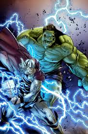 superman woman thor hulk captain marvel