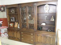Ethan Allen Corner Desk by Ethan Allen Wall Unit Large And Elegant Ethan Allen Wall Unit
