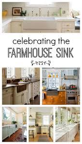 Enamel Sinks Kitchen Farmhouse Sink The Rising Kitchen Icon Town U0026 Country Living