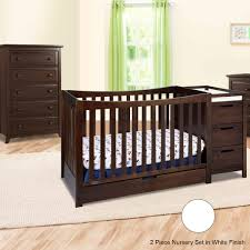 Charleston Convertible Crib by Graco Cribs Graco Cribs Benton 5in1 Convertible Crib With