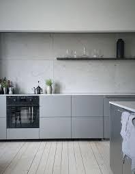 minimal kitchen design modern minimalist monochrome kitchen design minimalism pinterest