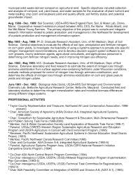 awesome agricultural systems management resume contemporary