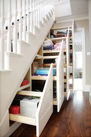 under stairs shelving phantasy under stair storage ideas also space storage withsliding