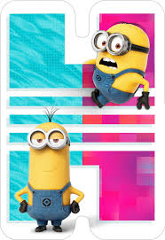 despicable me minions happy day birthday card greeting cards