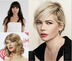 face shapes and hairstyles to match the most flattering haircuts by face shape